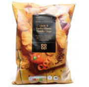 Co Op Irresistible Chilli and Nacho Cheese Tortilla Chips