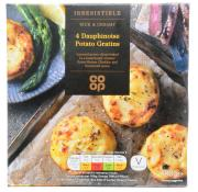 Co Op Irresistible Dauphnoise Potato Gratins