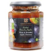 Co Op Irresistible Plum and Bramley Apple Chutney
