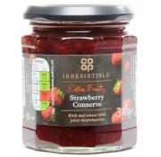 Co Op Irresistible Strawberry Conserve