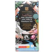 Co Op Irresistible Milk Chocolate with Toffee and Himalayan Salt