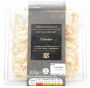 Co Op Irresistible Rich and Creamy Coleslaw