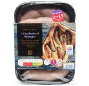 Co Op Irresistible Cumberland Sausages