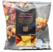 Co Op Irresistible Naan Chip Selection