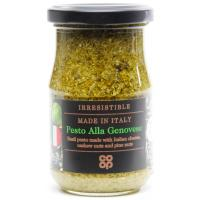 Co Op Irresistible Pesto Alla Genovesse image