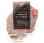 Co Op Irresistible 21 Day Matured Topside Beef