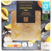 Co Op Irresistible Lemon Drizzle Cake