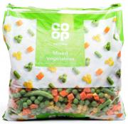 Co Op Mixed Vegetables
