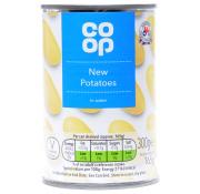 Co Op New Potatoes In Water