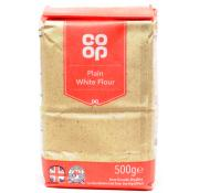 Co Op Plain White Flour