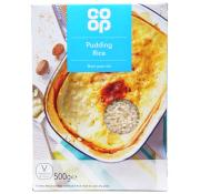 Co Op Pudding Rice