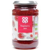 Co Op Raspberry Jam