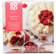 Co Op Raspberry Pavlova