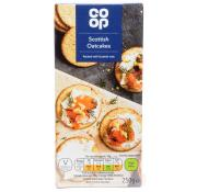 Co Op Rough Oatcakes