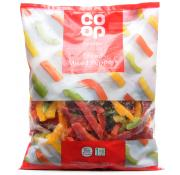 Co Op Sliced Mixed Peppers
