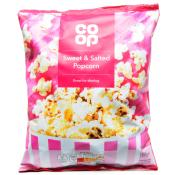 Co Op Sweet and Salted Popcorn