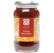Co Op Thick Cut Orange Marmalade