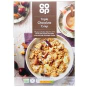 Co Op Triple Chocolate Crisp