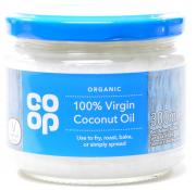 Co Op Organic 100% Virgin Coconut Oil