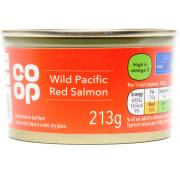 Co Op Red Salmon