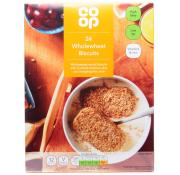 Co Op Wholewheat Biscuits