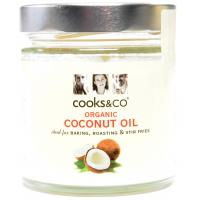 Cooks and Co Coconut Oil image