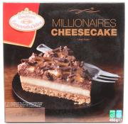Coppenrath and Weise Millionaire Cheesecake