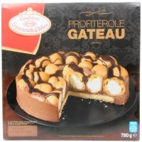 Coppenrath and Wiese Chocolate Profiterole Gateau image