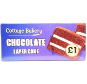 Cottage Bakery Chocolate Layer Cake