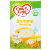 Cow and Gate Banana Porridge