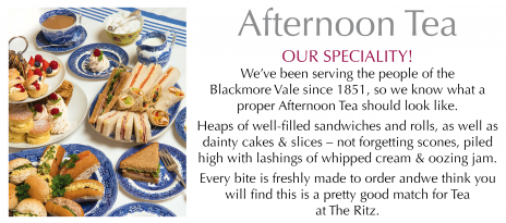 Dike & Son - Event Catering - Afternoon Tea