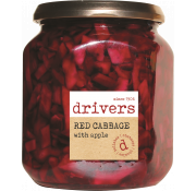 Drivers Red Cabbage & Apple