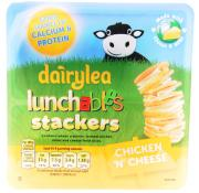 Dairylea Lunchable Chicken and Cheese