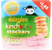 Dairylea Lunchable Ham and Cheese