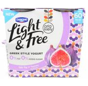 Danone Light and Free Limited Edition Fig and Honey