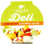 Delphi Medium Hot Chick Pea Salad