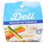 Delphi Fresh Low Fat Houmous Dip