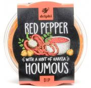 Delphi Chargrilled Red Pepper And Houmous Dip