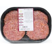 Dike and Son Beef and Chorizo Burgers