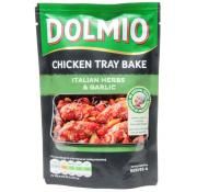 Dolmio Chicken Tray Bake Italian Herbs and Garlic