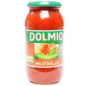 Dolmio Tomato and Basil Sauce for Meatballs