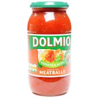 Dolmio Tomato and Basil Sauce for Meatballs image