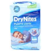 Huggies Drynites Pyjama Pants Boy Aged 4-7
