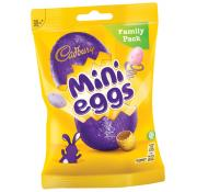 Cadbury Mini Eggs Large Bag