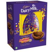 Cadbury Crunchie Luxury Shell Easter Egg