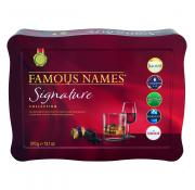 Famous Names Signature Collection Tin