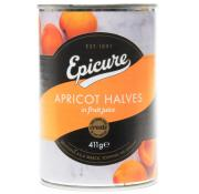 Epicure Apricot Halves in Fruit Juice