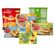 A BIG FROZEN MEAL DEAL! FEED THE FAMILY FOR JUST £5!