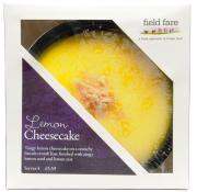 Field Fare Lemon Cheesecake