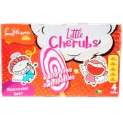 Food Heaven Little Cherubs Dairy Free Blackcurrant Swirl Lollies